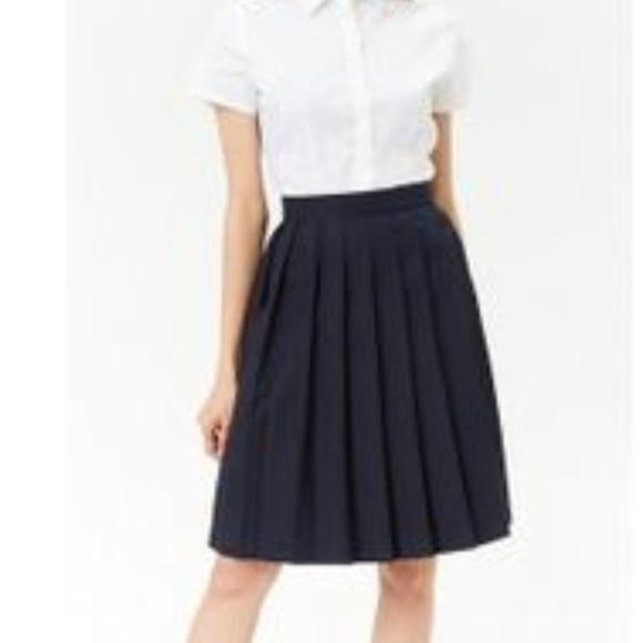 5d374c02f4 French Toast Dresses & Skirts - Pleated navy schoolgirl skirt 7 juniors 0-2  womens